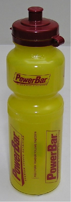 láhev POWER BAR 0,75l clear-ye