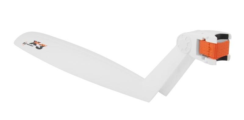 Blatník SKS X-TRA-DRY zadní bílý