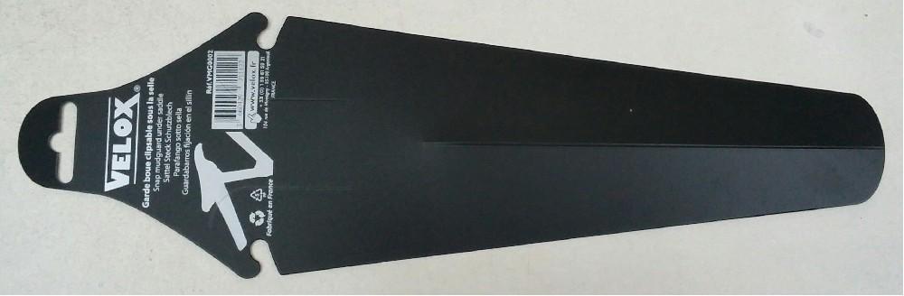 Blatník Barbieri zadní pod sedlo černý