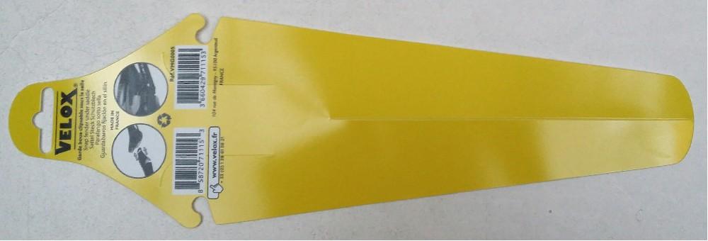 Blatník Barbieri zadní pod sedlo žlutý