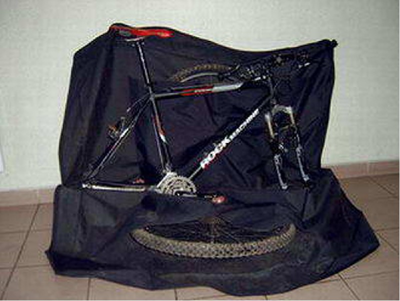 taška na kolo transportní č.45
