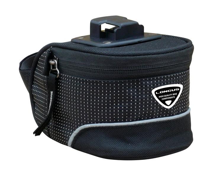 taška LONGUS CARIE QR podsedlová černá