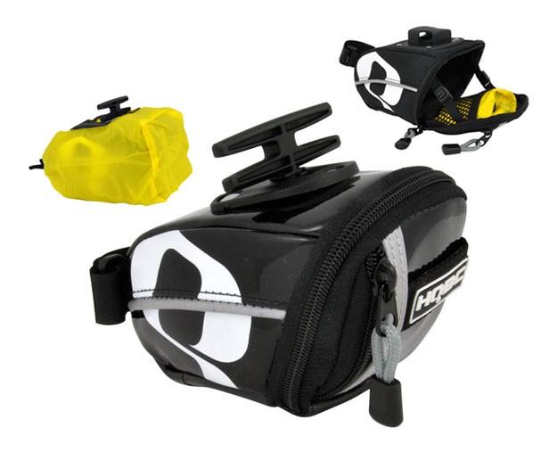 taška HQBC QR-XS podsedlová 0,3L černá