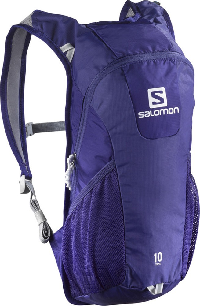batoh Salomon Trail 10 spectrum blue/white