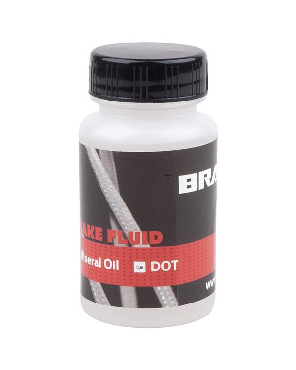 brzdová kapalina BRAKCO D.O.T.4 50 ml