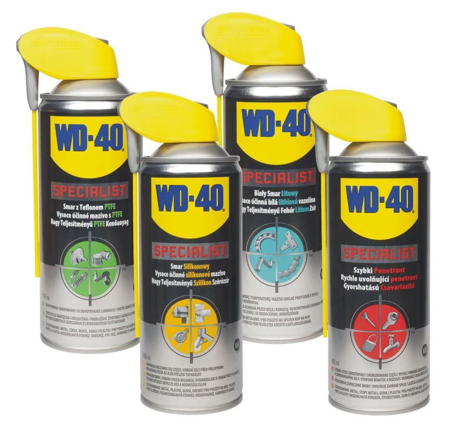 Penetrant WD 40 specialist 400ml
