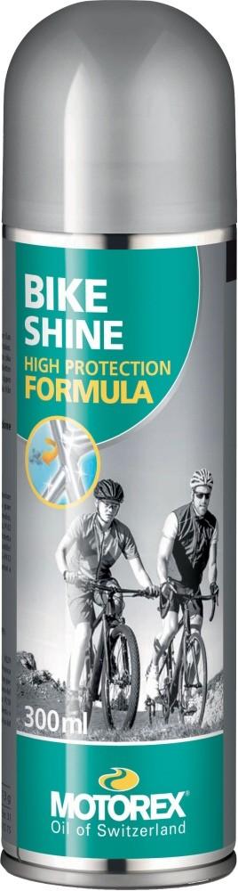 Čistič Motorex Bike Shine sprej 300ml