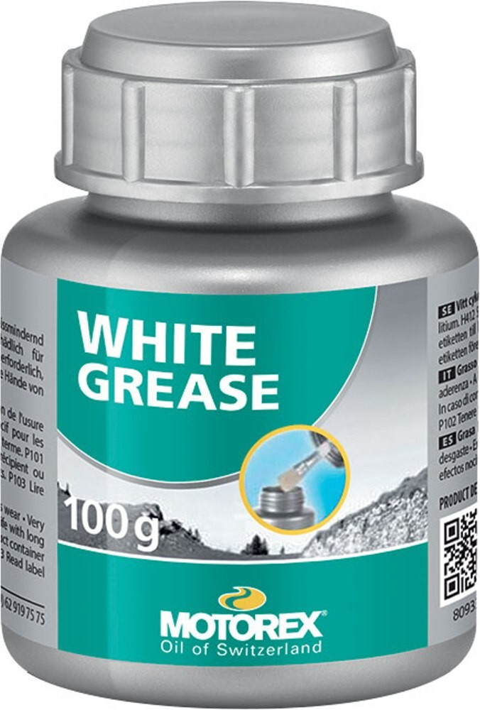 MOTOREX vazelína bílá 100g dóza