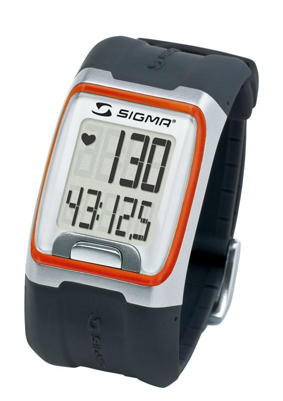 pulsmetr SIGMA PC 3.11 2012 oranžový