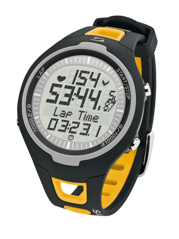 pulsmetr SIGMA PC 15.11 2012 žlutý