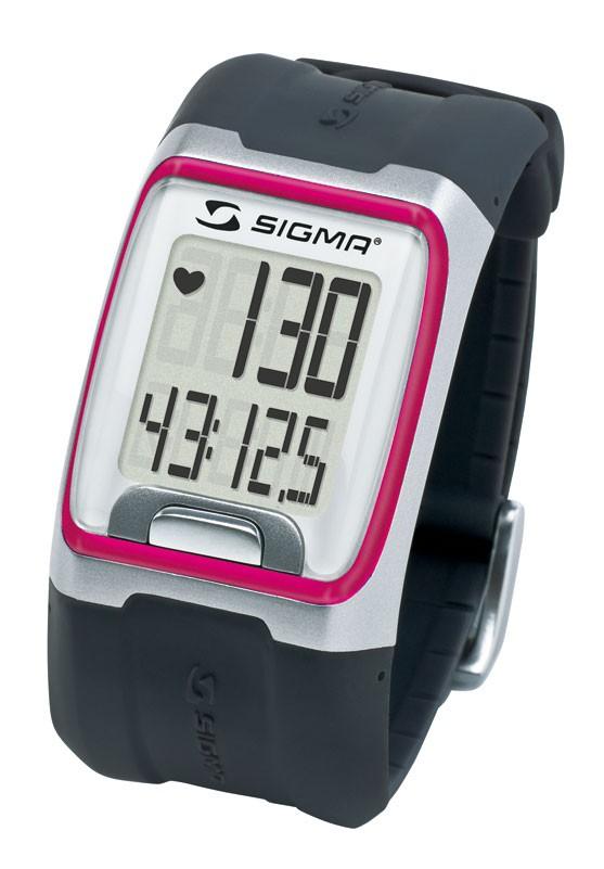 pulsmetr SIGMA PC 3.11 2012 růžový