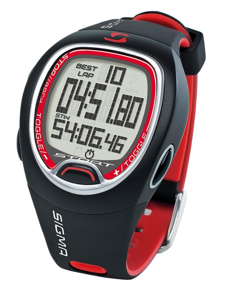 pulsmetr SIGMA PC 6.12 červeno/černý