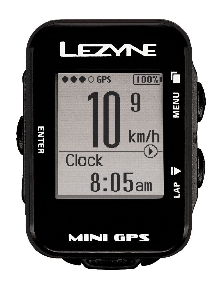 Computer Lezyne MINI GPS