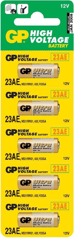 baterie GP 23A 12V