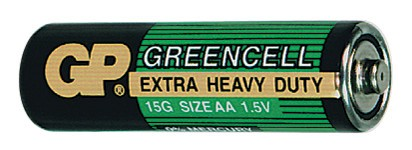 baterie GP R6G,AA greencell