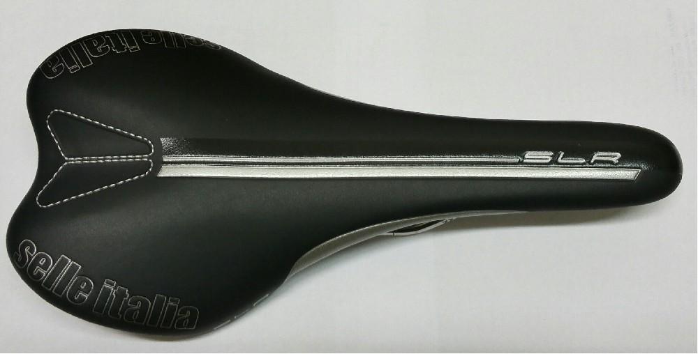 sedlo SELLE ITALIA SLR Titanium black 2015