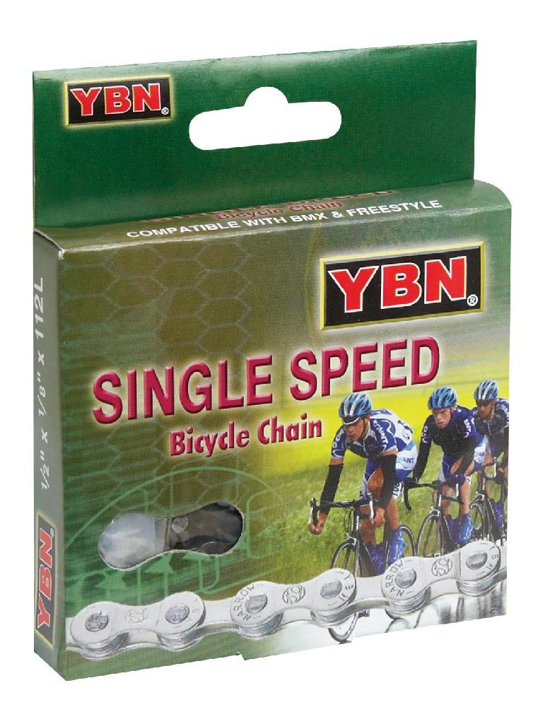 """řetěz YBN Z-410N 1/2""""x1/8"""" 1-3speed"""