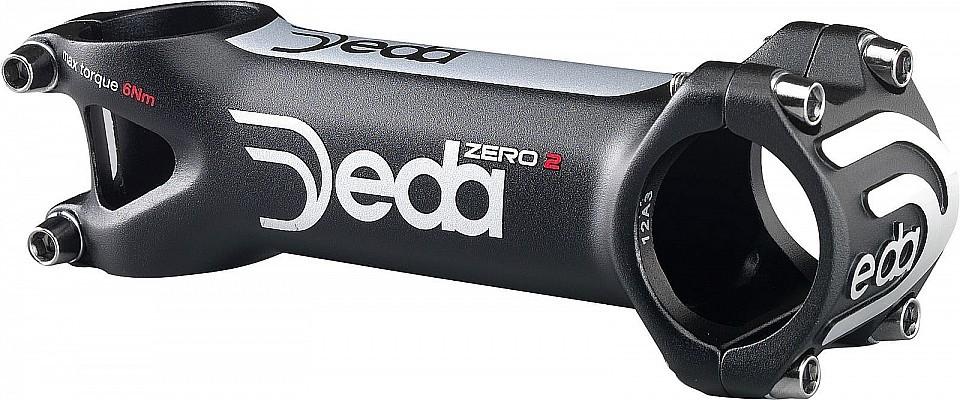 představec DEDA ZERO2 AH 28,6/60/31,7mm černý