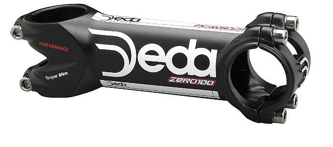 představec DEDA ZERO100 PF AH 28,6/100/31,7mm čern