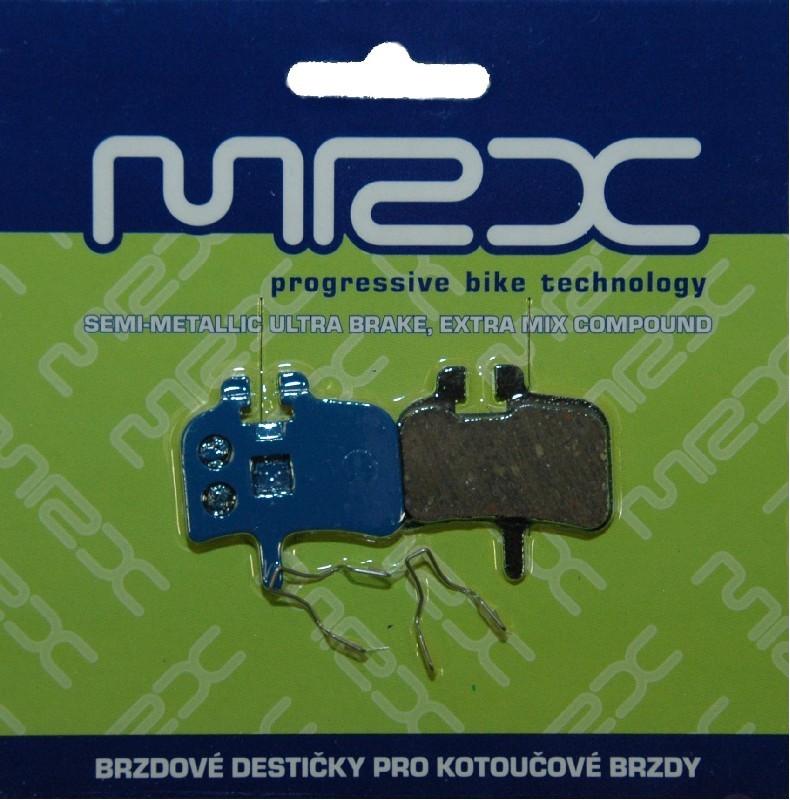 brzdové destičky MRX DK-41 Hayes HFX1,HFX9