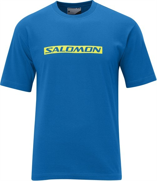 triko Salomon Salomon SS M modré 11/12