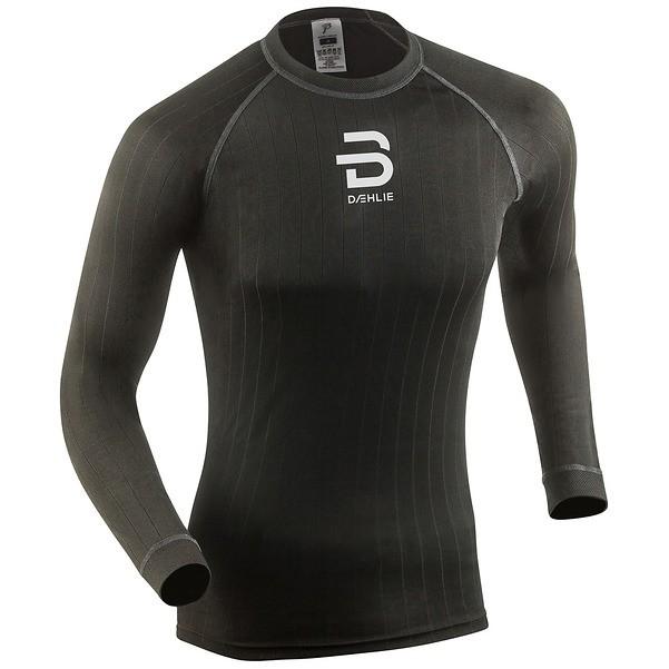 triko BJ Complete M dl.rukáv černé