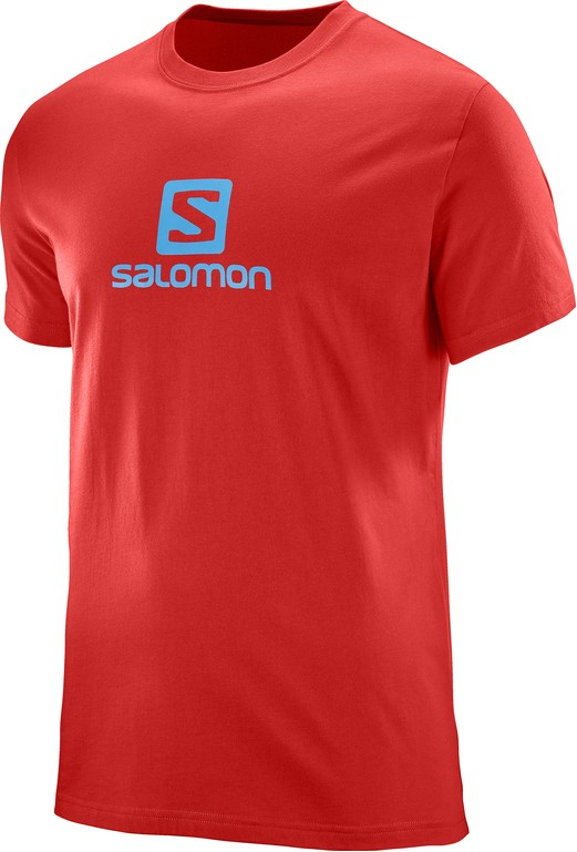 triko Salomon Coton logo SS M matador 17/18