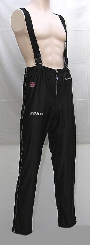 kalhoty YOKO Race WS Warm up černé