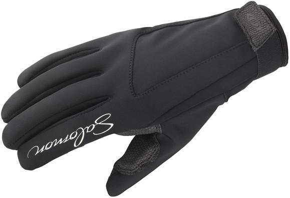 rukavice Salomon Nordic Insulated II W black 12/13