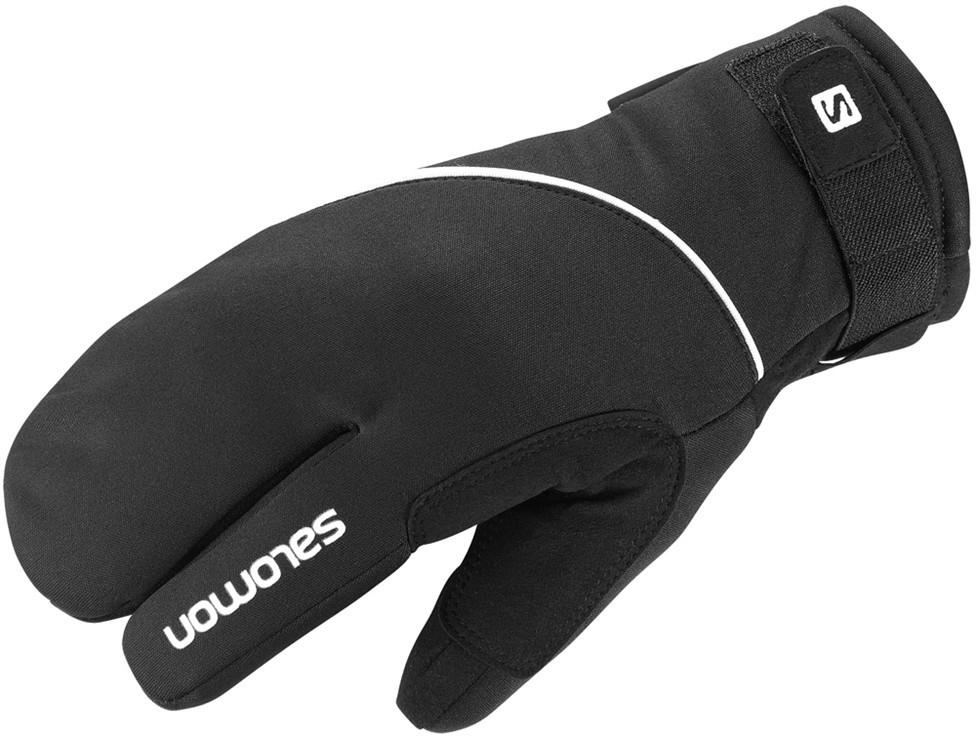 rukavice Salomon 3 Fingers W black 13/14