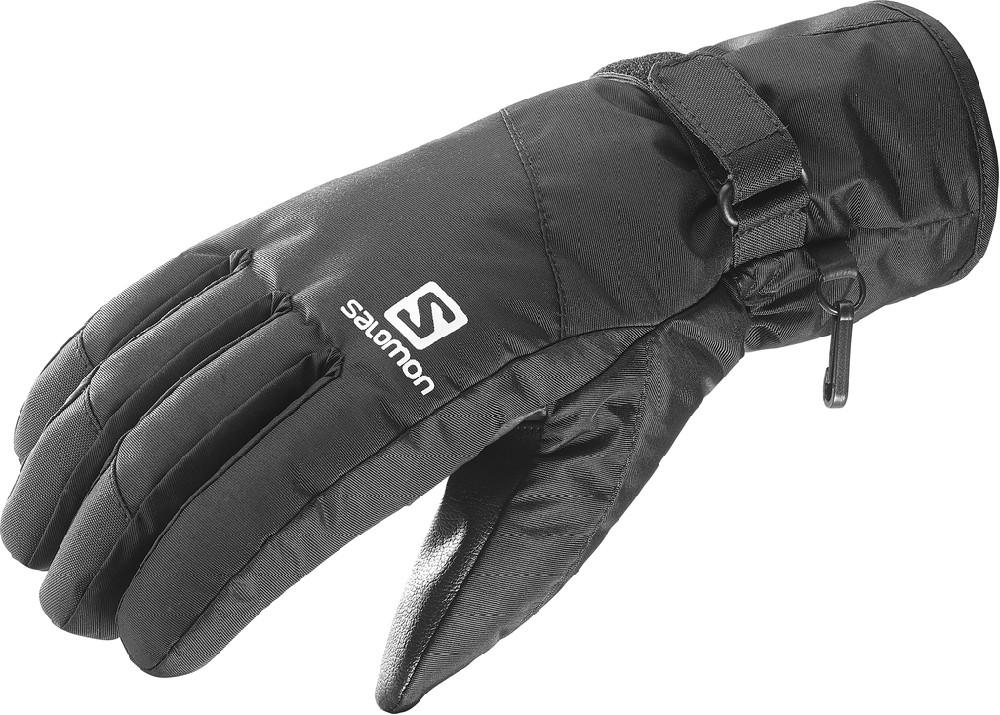rukavice Salomon Force dry M black 17/18