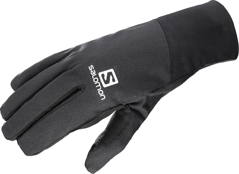 rukavice Salomon Equipe M black 17/18