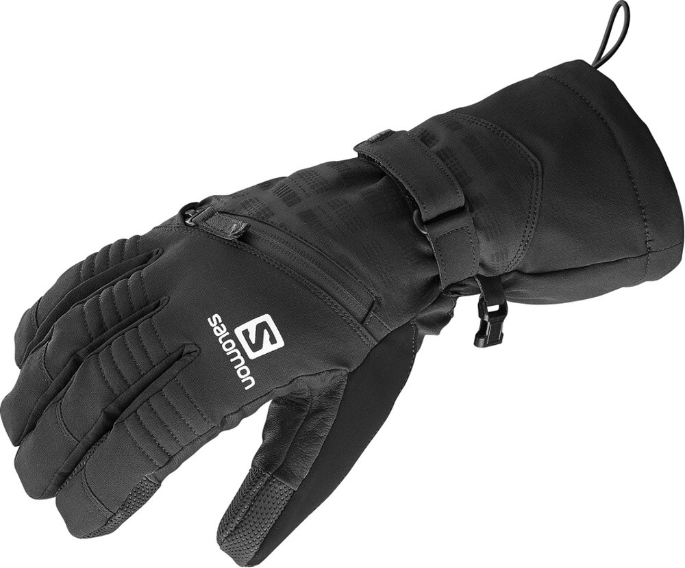 rukavice Salomon Tactile CS M black