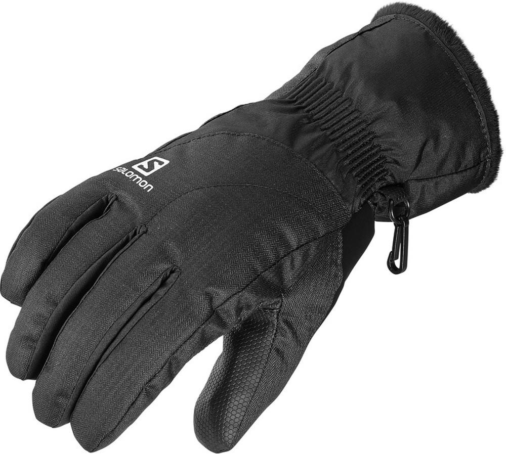 rukavice Salomon Force DRY W black 16/17