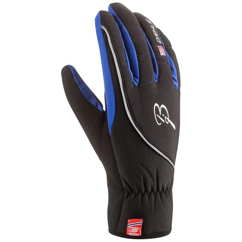 rukavice Bjorn Dahlie Touring M černo/modré