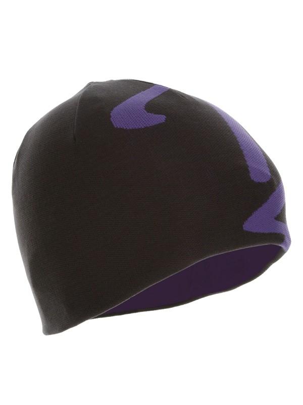 čepice Bjorn Dahlie Promo ebony/purple