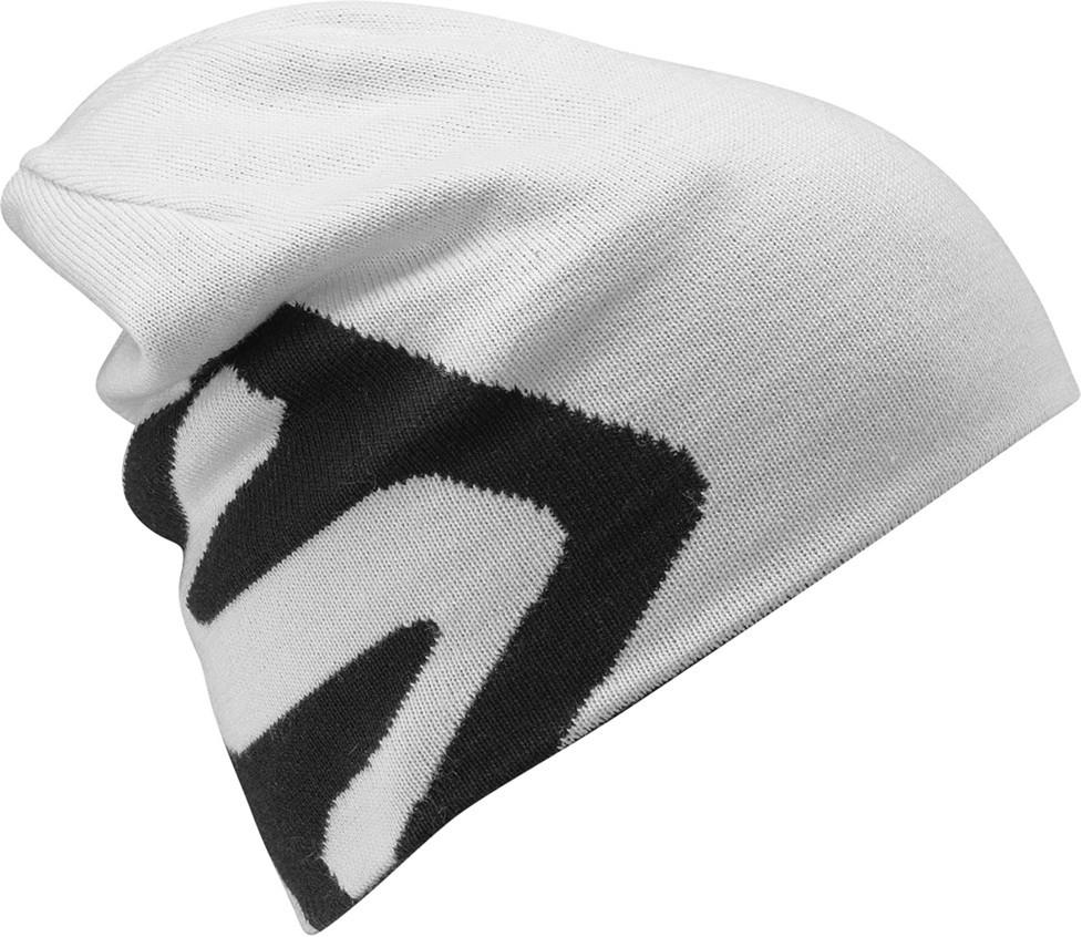 čepice Salomon Flat Spin II black/white 13/14