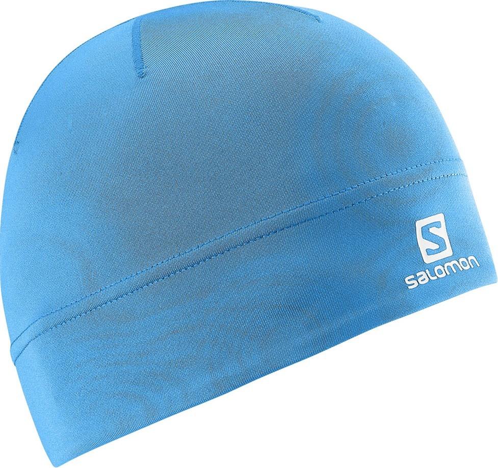 čepice Salomon Junior Active blue line 14/15