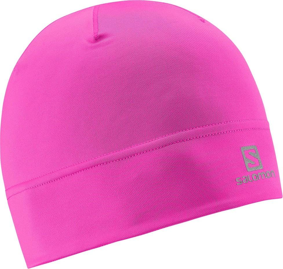 čepice Salomon Active W fluo pink 14/15
