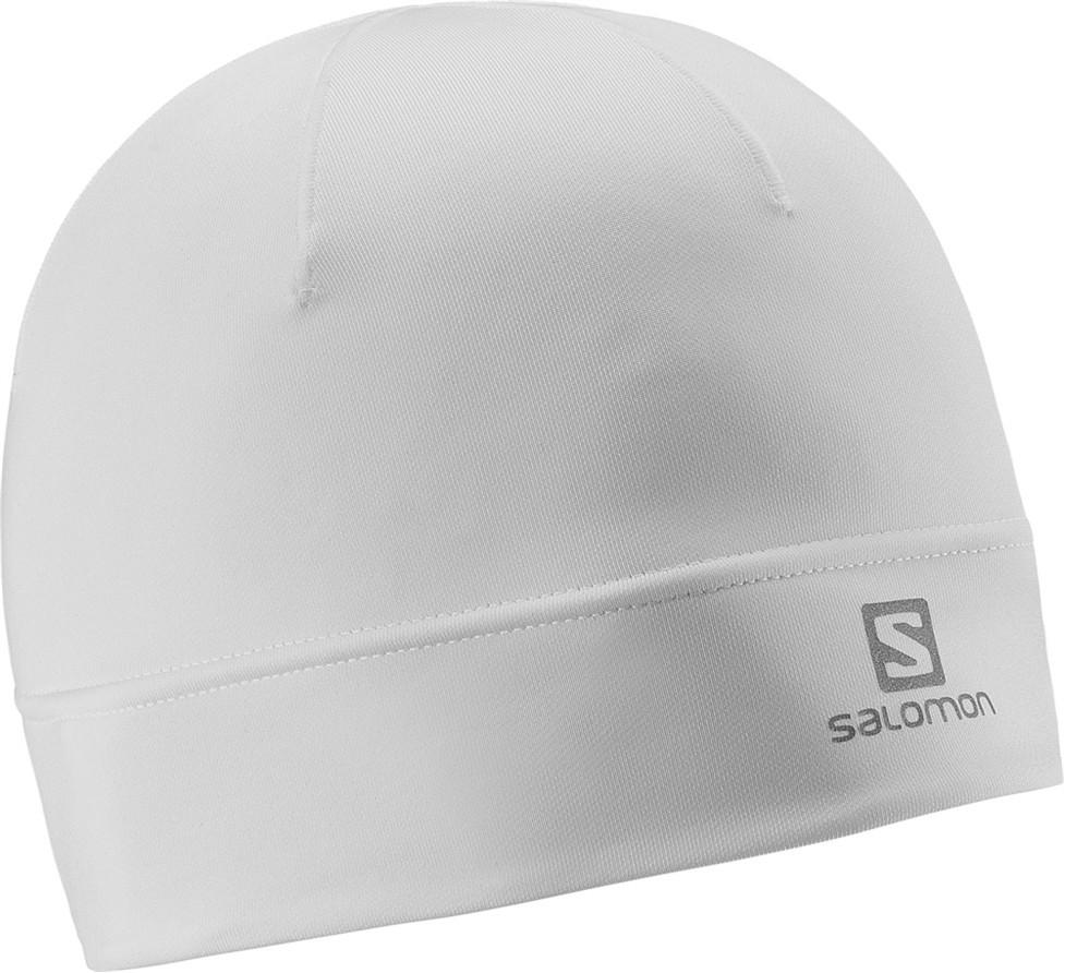 čepice Salomon Active white 14/15