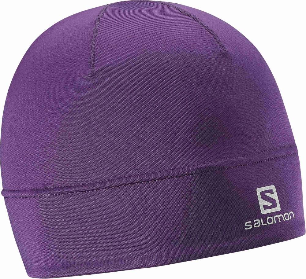 čepice Salomon Active W cosmic purple 15/16