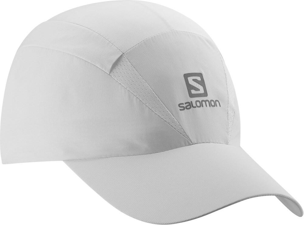 čepice Salomon kšiltovka XA white