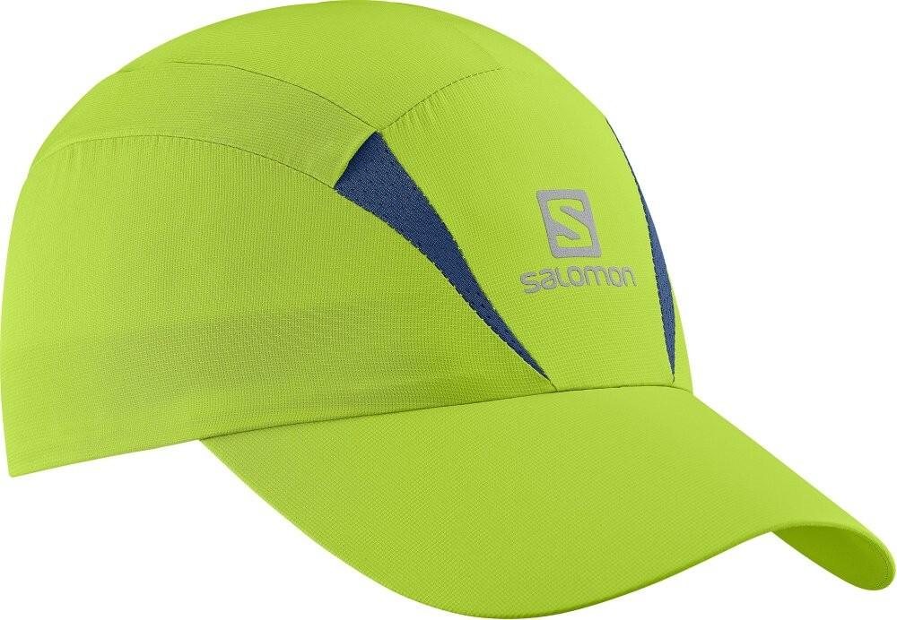 čepice Salomon kšiltovka XA green
