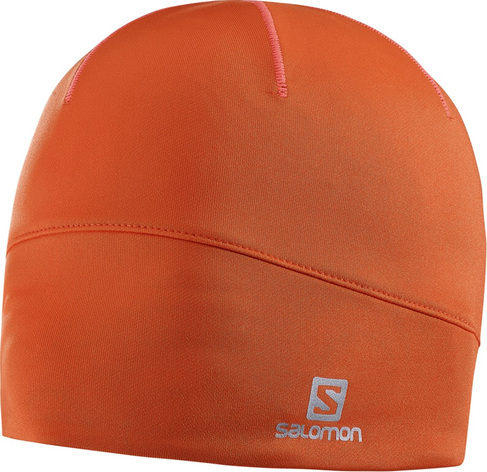 čepice Salomon Active orange 16/17