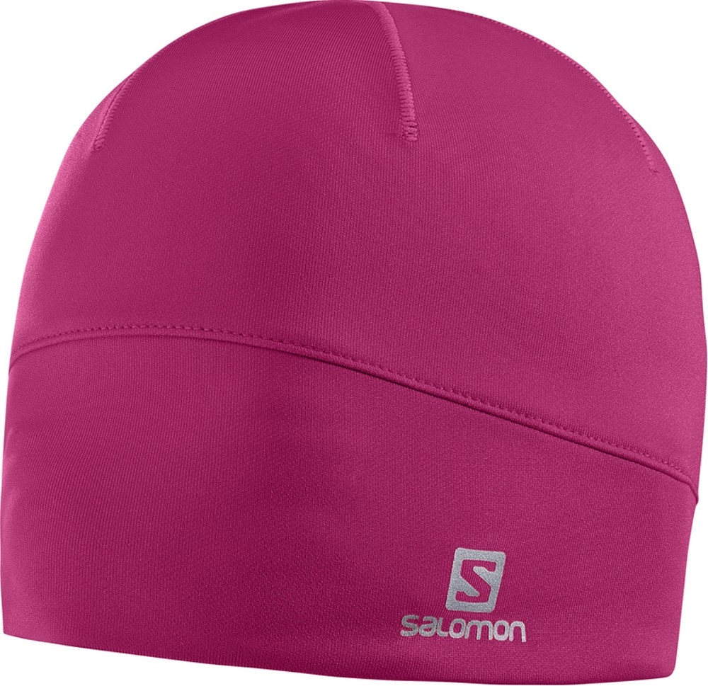 čepice Salomon Active pink 16/17