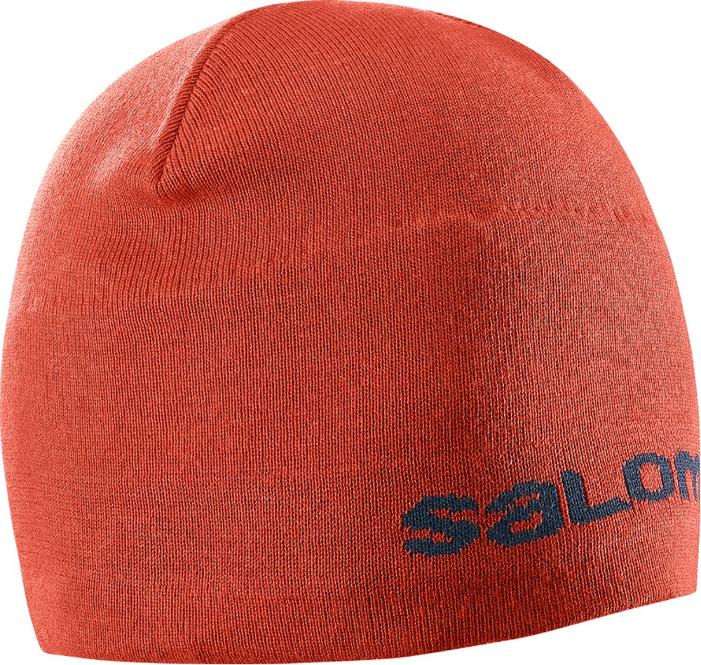 čepice Salomon Salomon lava orange 16/17