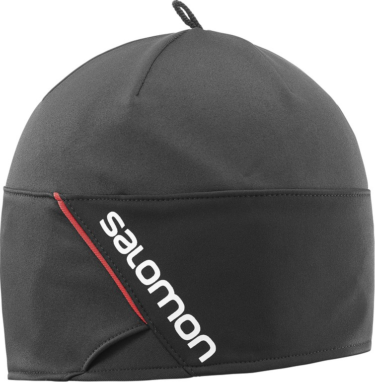 čepice Salomon RS black 17/18