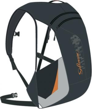 batoh Salomon Nordic 20 W pack black/orange
