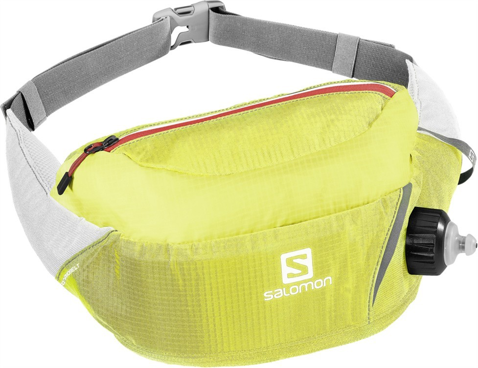 ledvinka Salomon Nordic Thermobelt green/red 14/15