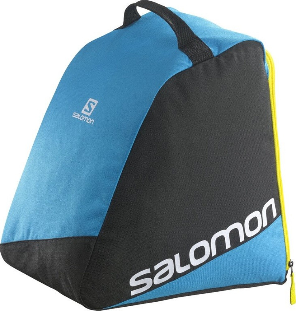 taška Salomon Original Boot Bag black/blue/white